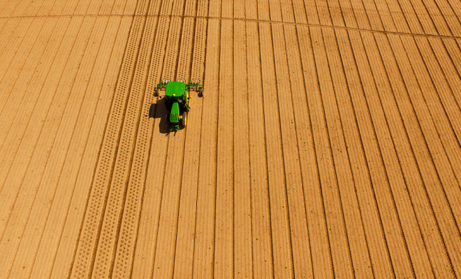 Relief for Texas Farmers With Crop Losses Due to Drought