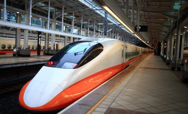 Texas Bullet Train Ticketing and Amtrak Reservations Make Connections