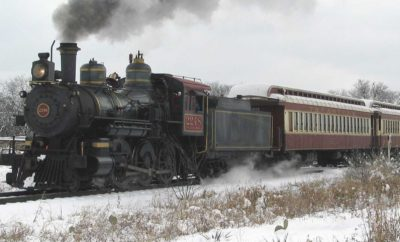 3 Texas Train Tour Examples to Inspire a Day Trip