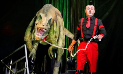 Cirque Italia: The Water Circus is Coming to These Hill Country Cities!