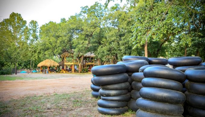 Need One Final Summer Fling? Be Among The First To Experience the New Son's Blue River Camp