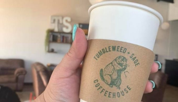 Tumbleweed and Sage: A New Coffeehouse Opens During the Pandemic