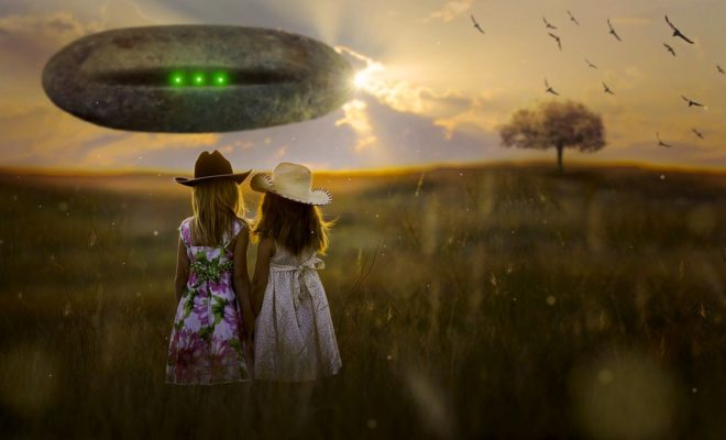 CONNECTING BIBLE PROPHESY AND THE UFO PHENOMENON