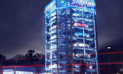 car vending machine