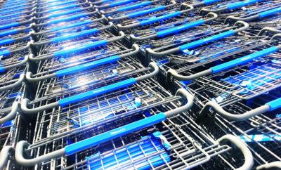 Woman Finds Razor Blade Hidden On Walmart Shopping Cart