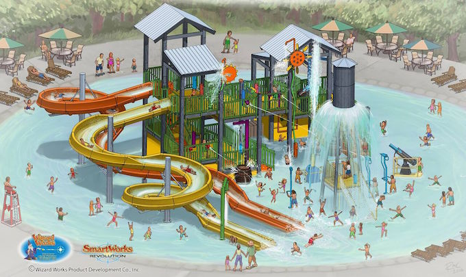 water park jellystone