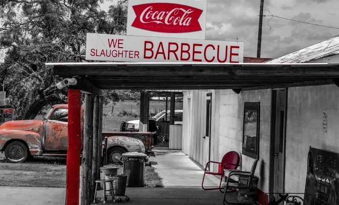 The Texas Chainsaw Massacre Gas Station Offers BBQ and Lodging