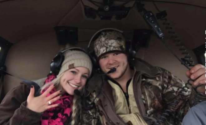 Newlyweds Die Hours After Wedding in Helicopter Crash in the Hill Country