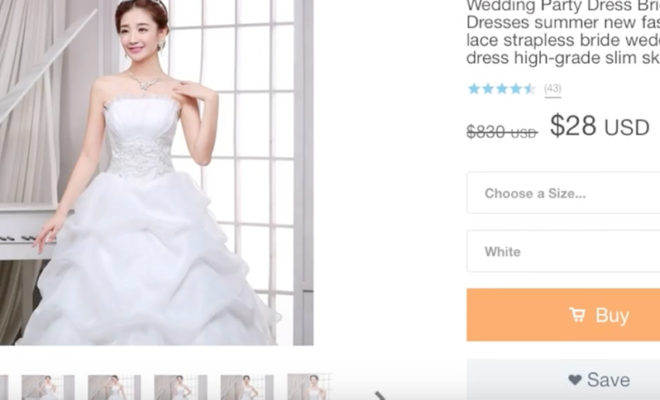 What Do You Think A 28 Wedding Dress Would Look Like