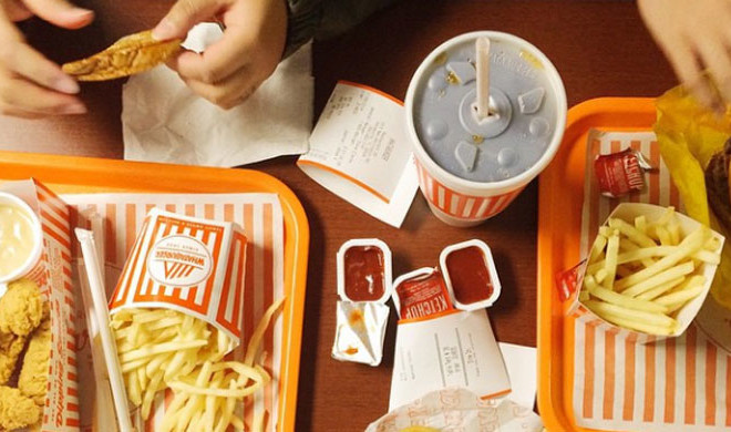 Two 20 Somethings Take The Ultimate Whataburger Taste Test