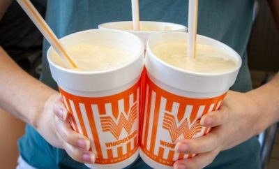 Whataburger & Dr Pepper Pair Up for the Most Texan Shake Ever