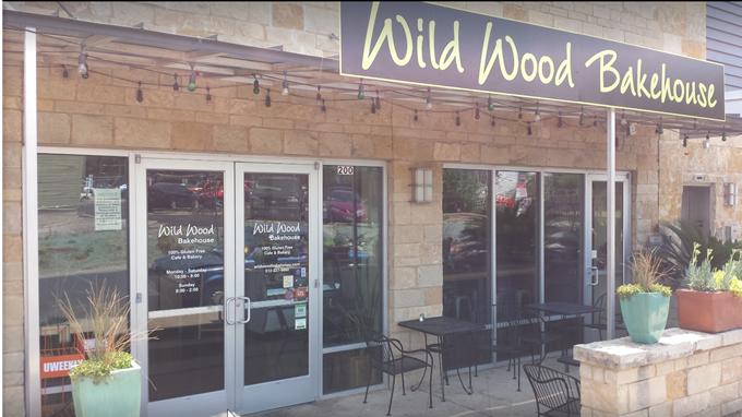 Wild Wood Bakehouse Gluten-free