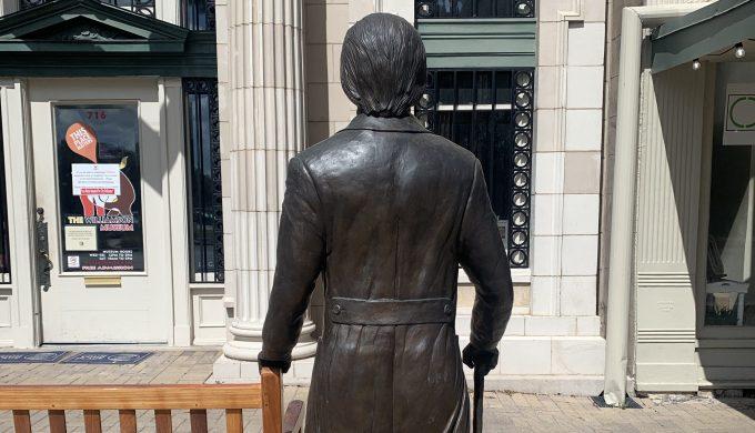 Three-Legged Willie: A Legendary Hero of Texas History