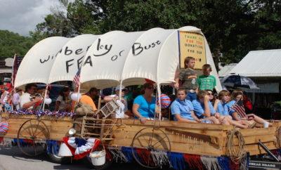 wimberley parade