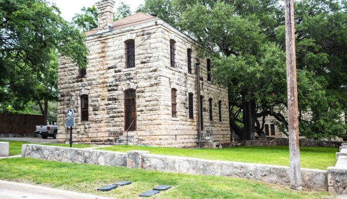 Visit Sutton County Jail in Sonora, Where the Wild West Was Tamed
