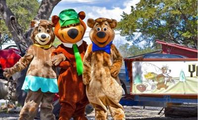 Yogi Bear and Friends