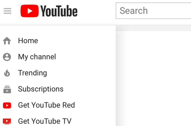 how to remove youtube videos from google search