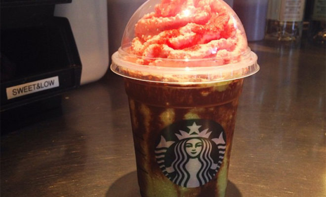 Starbucks is Concocting a Zombie-Themed Drink for Halloween