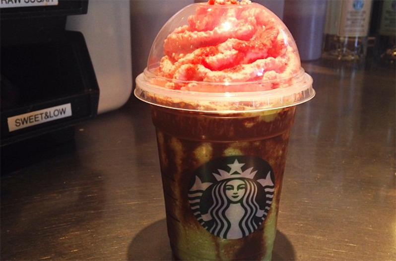 starbucks halloween drinks starbucks is concocting a themed drink for 30656